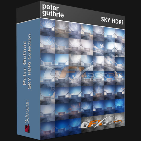 peter 400x400 دانلود مجموعه تصاویر HDRIآسمان | Peter Guthrie SKY HDRi Collection
